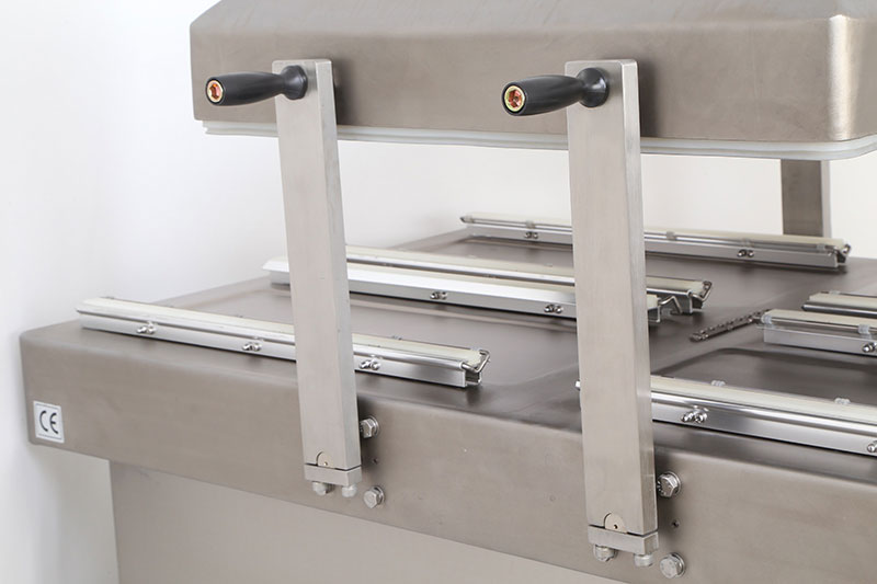 Double chamber Vacuum sealer or packer DZ-700/2SA